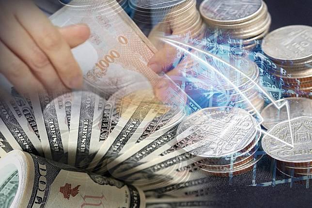 ค่าเงินบาท-ธนบัตร-ดอลลาร์