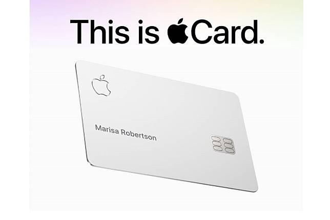 進軍大中華?蘋果Apple Card在香港註冊商標 台灣…抱歉再等等