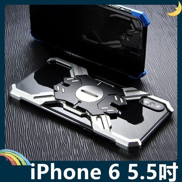 iPhone 6/6s Plus 5.5吋英雄專屬款nn蝙蝠俠銀黑、鋼鐵人紅金、死侍黑紅、蜘蛛人藍紅