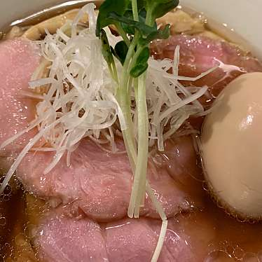 実際訪問したユーザーが直接撮影して投稿した西新宿ラーメン・つけ麺中華そば 流川の写真
