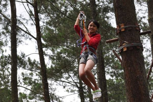 7 Flying Fox Terbaik Di Indonesia Mana Saja Yang Sudah Kamu