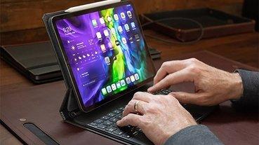 國外廠商為 iPad Pro 巧控鍵盤保護殼推出專用保護套
