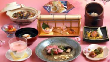 櫻花與和牛、頂級海鮮激盪花漾美味 3/9~3/15揪伴品嘗四人同行兩人免費