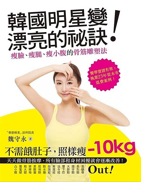 韓國擁有18家連鎖美容診所的韓國神之手魏守永博士 公開「不需餓肚子,照樣瘦10k...
