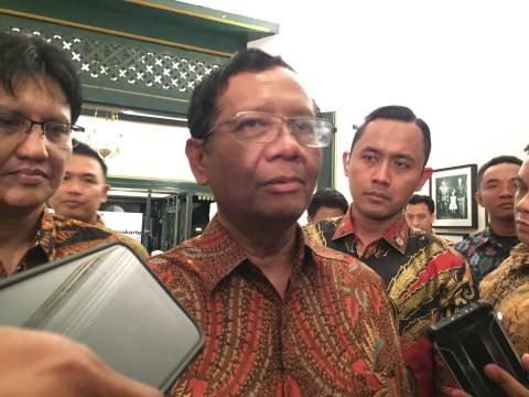 Hasil gambar untuk Mahfud MD tegaskan pemerintah kompak tangani kasus bom Medan