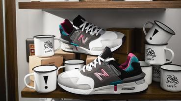 從咖啡到選擇球鞋的默契 / 穿上 New Balance 997S & 997H 喝杯 CAFE!N 吧