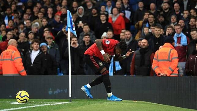 MU Bungkam Manchester City 2-1 di Etihad Stadium