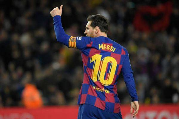 Kecewa dengan Barcelona, Messi Tolak Negoisasi Kontrak