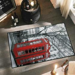 范登伯格 快樂頌 異國風情絲質地毯/地墊-電話庭
