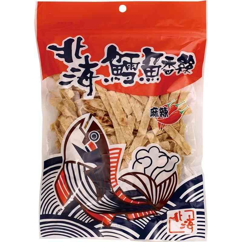 北海鱈魚香絲- 麻辣