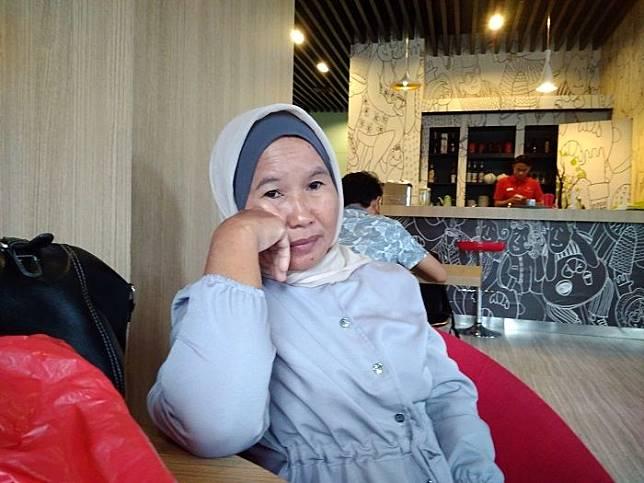 Kehilangan 4 Anggota Keluarga, Seorang Nenek Sempat Pingsan saat Penyerahan Jenazah sang Cucu yang Jadi Korban Kecelakaan Pesawat Lion Air JT610