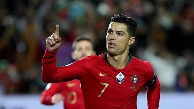 Rekan Setimnya Main Kartu dan Playstation, Cristiano Ronaldo Justru Memilih Pergi ke Gym