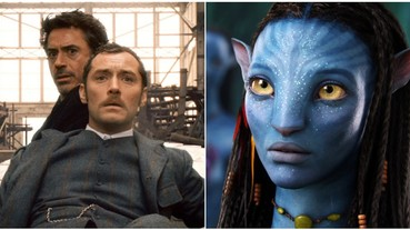 鋼鐵人、驚奇隊長合體!《福爾摩斯3》確定 2020 年上映 華納打造「編劇團」力拼《阿凡達2》!