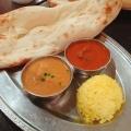 カレーBセット - 実際訪問したユーザーが直接撮影して投稿した新宿インド料理絶品チーズナン×コスパ抜群サプライズ まさらダイニング 新宿の写真のメニュー情報