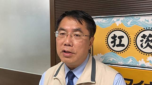 台南市長黃偉哲表示,具嚴重反社會人格的人,是社會的不定時炸彈