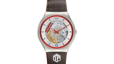 Swatch《007》別注手錶系列最終作「Q watch」曝光!