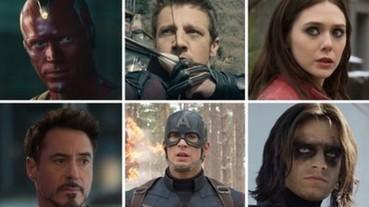 太扯了!蟻人、幻視加盟《美國隊長3:內戰》 全英雄陣容根本是「復仇者聯盟 2.5」