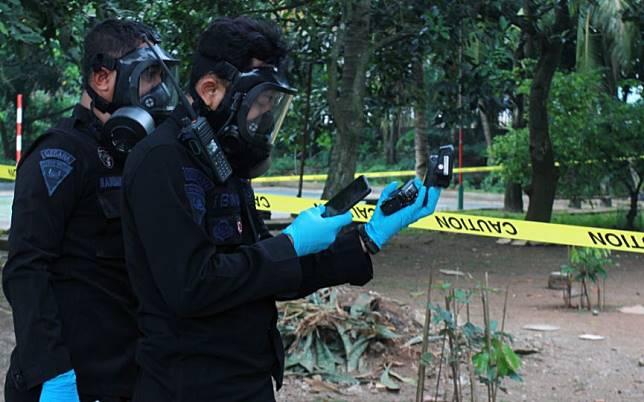 Dua orang di Serpong terkontaminasi zat radioaktif cesium