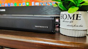 [ SoundBar 推薦 ] TaoTronics TT-SK023 電視TV SoundBar – 立體環繞音效、更具臨場感