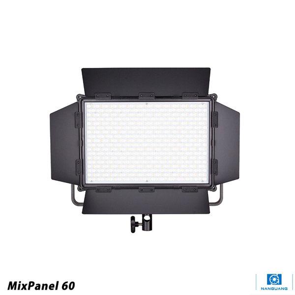 NANLITE 南光 Mixpanel 60 RGBWW 全彩LED版燈
