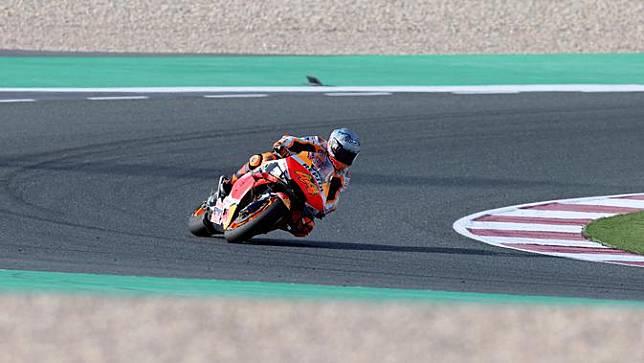Pol Espargaro jalani debut di sirkuit Losail pada MotoGP Qatar (AFP)