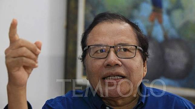Rizal Ramli. TEMPO/Subekti
