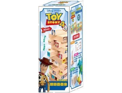 玩具總動員4 聰明疊疊樂 4714809835577 根華 (購潮8) Disney Toy Story 胡迪 巴斯光年