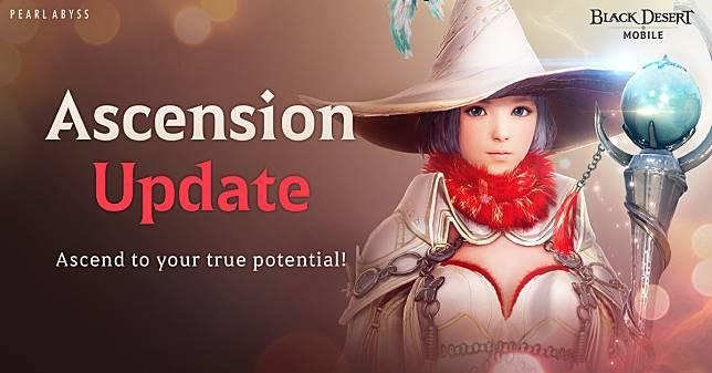 Ascension Kini Tersedia Untuk 01