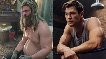 浩克給你去看《復仇者聯盟 4》重映版的原因 曝光「肥宅索爾」肚子消風的露餡畫面!