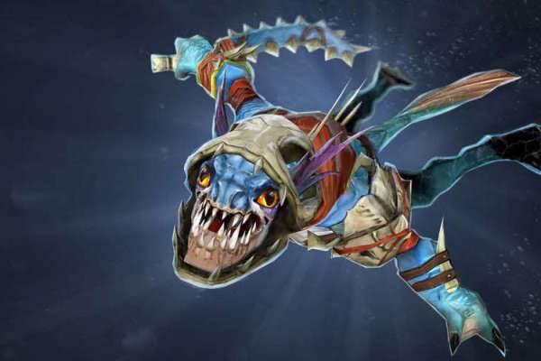 Cerita Dota 2: Slark, Monster Laut yang Licin dan Tangkas