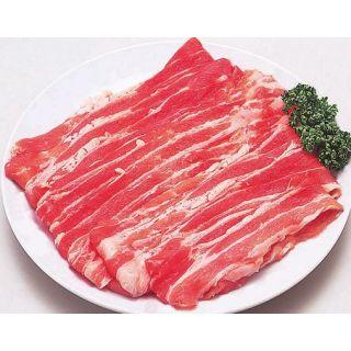 国産 豚うすぎり(バラ肉)