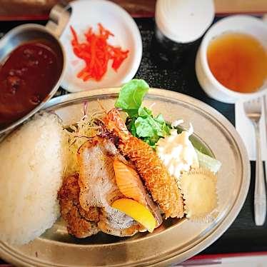 実際訪問したユーザーが直接撮影して投稿した新宿洋食はやしやの写真