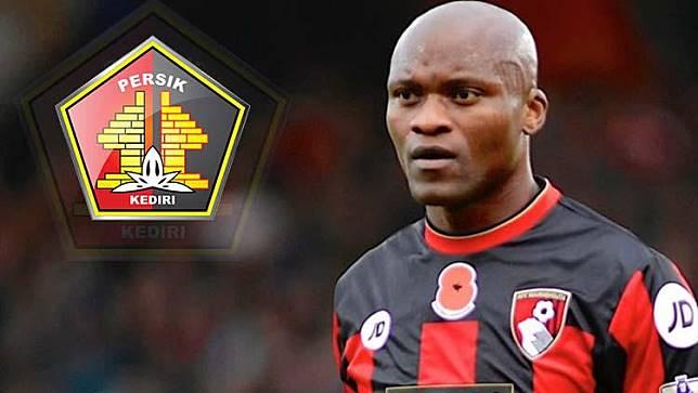 Termasuk Eks Liga Inggris 3 Penyerang Afrika Berlabel Timnas yang Bisa Didatangkan Persik Kediri di Liga 1 2020