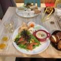限定食べ放題 - 実際訪問したユーザーが直接撮影して投稿した新宿カフェeat more SOUP&BREADの写真のメニュー情報
