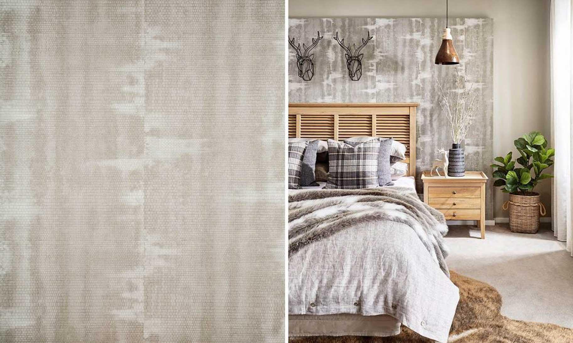 25 Motif Wallpaper Dinding Kamar Dan Tips Perawatannya