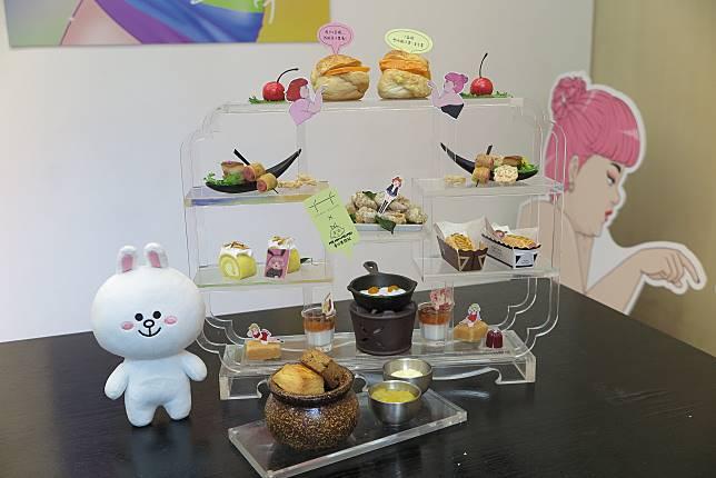 「夏日夢遊記」Cha Chaan $588/兩位(COBO HOUSE)