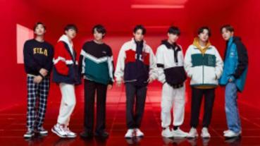 阿米大讚:『秋季系列更好買!』 BTS X FILA秋季全新系列與韓國同步預購!
