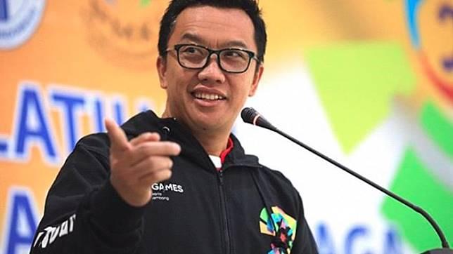 Menteri Pemuda Dan Olahraga Republik Indonesia Imam Nahrawi Instagram Nahrawi_imam