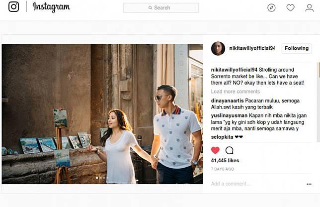 Kabar Menyenangkan Nikita Willy Sudah Di Lamar Ini Kata Nikita