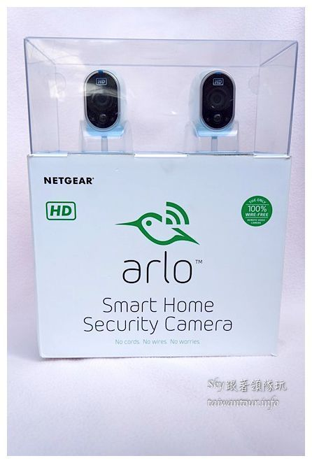netgear arlo智慧監視器09729