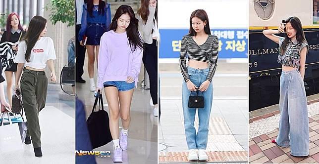 差別在時尚細節!Jennie穿得比別人時髦,3個技巧學起來