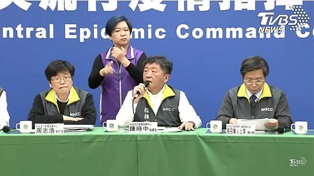 中央流行疫情指揮中心16日公布台灣出現首宗因新冠肺炎死亡的個案。(圖/TVBS資料照)