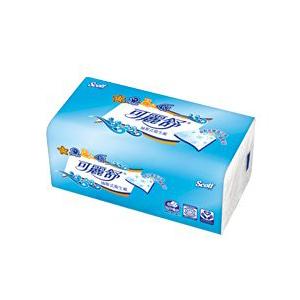 可麗舒抽取式衛生紙(120抽/10包/8袋/箱)