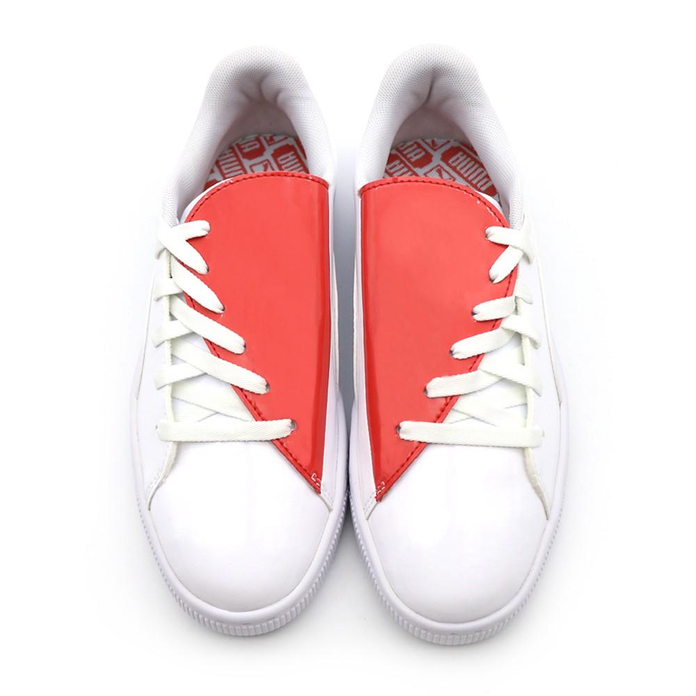 謝欣穎代言 PUMA BASKET CRUSH勇敢展現「心」女力態度 大批女力代表齊發聲 無畏女孩就是要大膽#自由說愛 PUMA 日前藉由其年度女力美鞋 PUMA Basket Crush 的上市,特