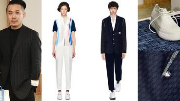 台灣品牌「Just In XX」為2020東京奧運操刀中華隊服!為何大家都找周裕穎?他有何厲害之處?