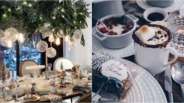 台北最夢幻的聖誕大餐!September Café「耶誕歐洲秘境」包箱,熱紅酒、香料烤全雞 彷彿來到歐洲過聖誕