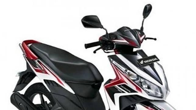 Honda Vario 110 Techno. (Facebook)