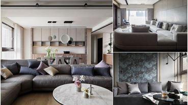 【沙發怎麼選Ⅱ】偷師16款設計師的現代風搭配概念,讓沙發成為現代風客廳決勝焦點!