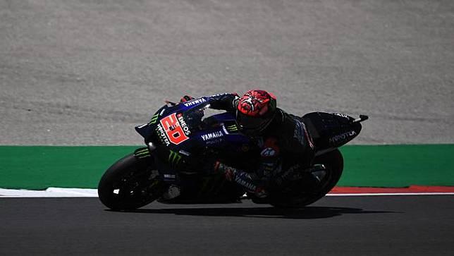 Fabio Quartararo, Yamaha, MotoGP 2021