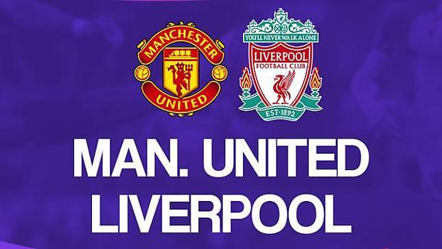 Premier League - Manchester United Vs Liverpool (UNIKOLOGI.COM/Adreanus Titus)